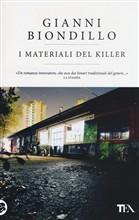 Copertina dell'audiolibro I materiali del killer di BIONDILLO, Gianni