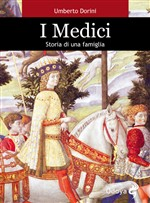 Copertina dell'audiolibro I Medici: storia di una famiglia di DORINI, Umberto