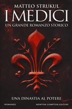 Copertina dell'audiolibro I Medici. Una dinastia al potere di STRUKUL, Matteo