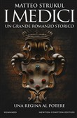 Copertina dell'audiolibro I Medici. Una regina al potere di STRUKUL, Matteo
