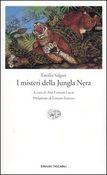 Copertina dell'audiolibro I misteri della giungla nera di SALGARI, Emilio