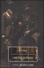 Copertina dell'audiolibro I misteri di Praga di PASTOR, Ben