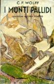 Copertina dell'audiolibro I monti pallidi di WOLFF, C. F.