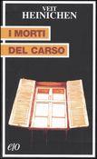 Copertina dell'audiolibro I morti del Carso