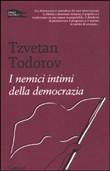 Copertina dell'audiolibro I nemici intimi della democrazia di TODOROV, Tzvetan