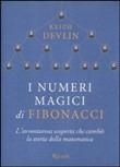 Copertina dell'audiolibro I numeri magici di Fibonacci di DEVLIN, Keith J.