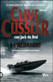 Copertina dell'audiolibro I predatori di CUSSLER, Clive