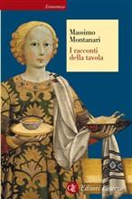 Copertina dell'audiolibro I racconti della tavola di MONTANARI, Massimo