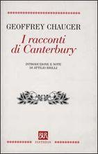 Copertina dell'audiolibro I racconti di Canterbury di CHAUCER, Geoffrey