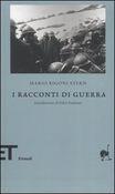 Copertina dell'audiolibro I racconti di guerra di RIGONI STERN, Mario