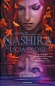 Copertina dell'audiolibro I regni di Nashira: Il sacrificio di TROISI, Licia