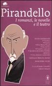 Copertina dell'audiolibro I romanzi, le novelle e il teatro di PIRANDELLO, Luigi