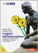 Copertina dell'audiolibro I saperi dell'educazione di TASSI, Renzo - TASSI, Sandra