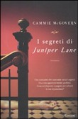 Copertina dell'audiolibro I segreti di Juniper Lane di MCGOVERN, Cammie