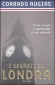 Copertina dell'audiolibro I segreti di Londra