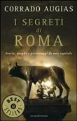 Copertina dell'audiolibro I segreti di Roma