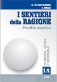 Copertina dell'audiolibro I sentieri della ragione di DE BARTOLOMEO, Marcello - MAGNI, Vincenzo