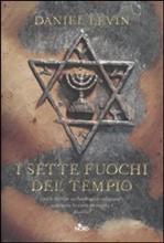 Copertina dell'audiolibro I sette fuochi del tempio di LEVIN, Daniel