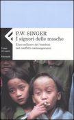 Copertina dell'audiolibro I signori delle mosche di SINGER, Peter Warren