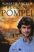 Copertina dell'audiolibro I tre giorni di Pompei