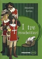 Copertina dell'audiolibro I tre Moschettieri (ed. ragazzi) di DUMAS, Alexander