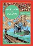 Copertina dell'audiolibro I viaggi straordinari – Due anni di vacanze di VERNE, Jules