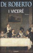 Copertina dell'audiolibro I Viceré di DE ROBERTO, Federico