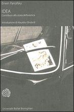 Copertina dell'audiolibro Idea – contributo alla storia dell'estetica