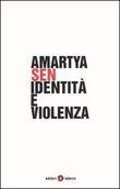 Copertina dell'audiolibro Identità e violenza