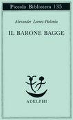 Copertina dell'audiolibro Il barone Bagge di LERNET-HOLENIA, Alexander