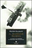 Copertina dell'audiolibro Il Barone Rosso di KILDUFF, Peter