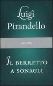 Copertina dell'audiolibro Il berretto a sonagli di PIRANDELLO, Luigi