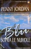 Copertina dell'audiolibro Il blu sopra le nuvole di JORDAN, Penny