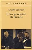 Copertina dell'audiolibro Il borgomastro di Furnes di SIMENON, Georges