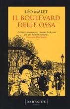 Copertina dell'audiolibro Il boulevard delle ossa di MALET, Léo