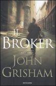 Copertina dell'audiolibro Il broker di GRISHAM, John