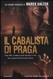 Copertina dell'audiolibro Il cabalista di Praga di HALTER, Marek