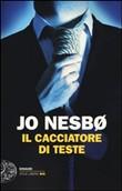 Copertina dell'audiolibro Il cacciatore di teste di NESBO, Jo