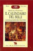 Copertina dell'audiolibro Il calendario del Belli di TEODONIO, Marcello