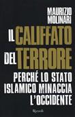 Copertina dell'audiolibro Il califfato del terrore di MOLINARI, Maurizio