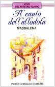 Copertina dell'audiolibro Il canto dell'allodola di DI SPELLO, Maddalena