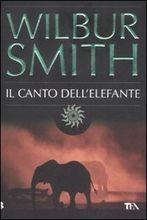 Copertina dell'audiolibro Il canto dell'elefante di SMITH, Wilbur