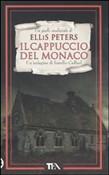 Copertina dell'audiolibro Il cappuccio del monaco di PETERS, Ellis