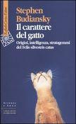 Copertina dell'audiolibro Il carattere del gatto di BUDIANSKY, Stephen