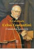 Copertina dell'audiolibro Il cardinale Celso Costantini di PIGHIN, Bruno Fabio
