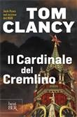 Copertina dell'audiolibro Il Cardinale del Cremlino di CLANCY, Tom (Traduzione di Piero Spinelli)