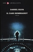 Copertina dell'audiolibro Il caso Rembrandt di SILVA, Daniel