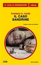 Copertina dell'audiolibro Il caso Sandrine