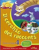 Copertina dell'audiolibro Il cerchio dei racconti 4 di BRENNA, S. - CAIMI, M. - SEREGNI, P.