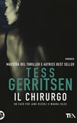 Copertina dell'audiolibro Il chirurgo di GERRITSEN, Tess